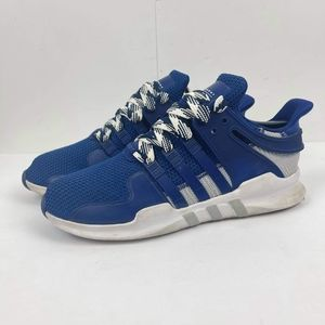 Adidas EQT Men's Equipment Support ADV 91-16 Size 12 Blue Athletic shoes